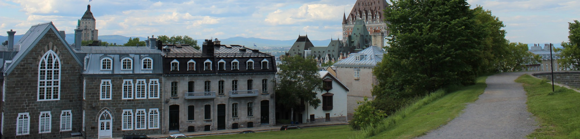 Visit Old Quebec City